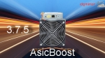 New Asicboost Firmware For Antmient S9