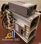 بررسی فنی و اقتصادی دستگاه ماینر Antminer S9D