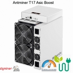 نصب فریمور ایسیک بوست Antminer T17 / S17 به منظور اورکلاک و کاهش مصرف برق
