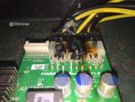 یکی از دلایل آتش سوزی دستگاه های Antminer S7 , S9