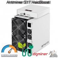 همه چیز درباره اورکلاکینگ و بهینه سازی مصرف دستگاه های ماینر Antminer T17 , S17