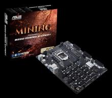 مادربورد ماینینگ Asus B250 Mining Expert
